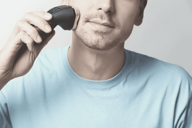 shaving without shaving cream